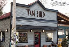 Tin Shed. Portland, OR. yum!