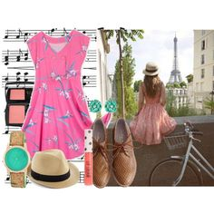 """Stop And Hear The Music"" by lazymazei on Polyvore"