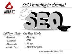 http://www.webset.co.in/seo-training-in-chennai-4/ #seo_training_in_chennai