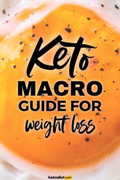 Best Keto Diet Macronutrients Guide to Lose Weight Vegetarian Ketogenic Diet, Best Keto Diet, Lchf Diet, Keto Diet Plan, Paleo, Micro Nutrients, Keto Diet Breakfast, Starting Keto, Ketogenic Diet For Beginners