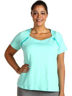 Nike Border Tennis Shirt - Plus Size