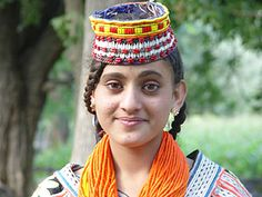 The Kalash Tribe numbering appeox 3,000 people....India