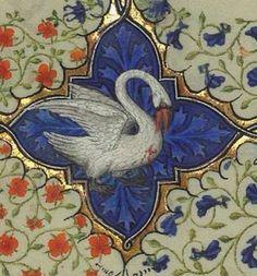 Medieval Manuscript, Medieval Art, Illuminated Letters, Illuminated Manuscript, Art Et Illustration, Illustrations, Op Art, Gothic Writing, Illumination Art