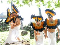 2 people 1 Life: Wedding 43 –  Truly Traditional Tahitian Tying of the Knot!