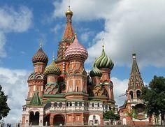 Moskwa, Sobór Wasyla Błogosławionego