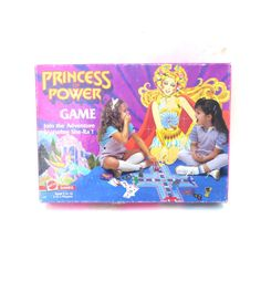 COMPLETE 1985 She-Ra Princess of Power Game - Mattel Games