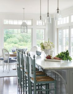 Newport Home - beach-style - Kitchen - Providence - Digs Design Company