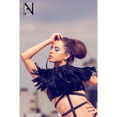 Black feathers Model: Claudia  #model #girl #woman #cute #pose #portrait #portraitphotography #modeling #beauty #sexy #bikinigirl #swimwear #bokeh #photographer #photooftheday #picoftheday #editorial #style #fashion #photooftheday #photoshoot #fashiongram #fashioneditorial #fashionphotography #2intagoodportraitlove #fotografia #nikon_photography #dano