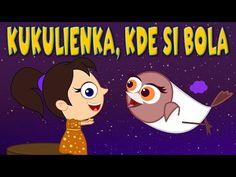 Kukulienka, kde si bola +10 pesničiek | Zbierka | Slovenské detské pesničky | Slovak Folk Song - YouTube