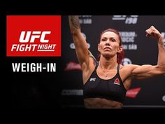 UFC Fight Night 95 Weigh-In Video & Results - http://www.lowkickmma.com/UFC/ufc-fight-night-95-weigh-in-video-results/
