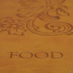 Classic Vivella Menu Covers - The Smart Marketing Group - Hospitality. Thai Restaurant Menu displays and Thai Cuisine themed menu folders by Smart.