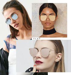 Tendências de óculos de sol 2017   Do Jeito H