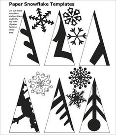 DIY Papier Diy paper snowflakes pattern snowflake 59 ideas Using A Room Humidifier For Health Aspect Paper Snowflake Patterns, Snowflake Craft, Christmas Snowflakes, Diy Snowflakes, Paper Snowflake Template, Snowflake Cutouts, Diy Snowflake Decorations, How To Make Snowflakes, Paper Christmas Decorations