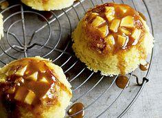 Bolinhos de maçã com caramelo salgado no vapor (Foto: Great Stock/StockFood/Latinstock)