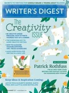Creativity: The X Factor - Get inspired and motivated to write better and write more with these creative writing exercises from the latest special issue of Writer's Digest.