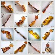 Miniature Instrument Straps for the Music Lovers!  Over 30 designs of various instruments from Flute Clarinet Saxophone Trumpet French Horn Euphonium Trombone Tuba Violin Snare Drum Mallets Piano Guitars from Classical Acoustic to Electric and even music notations like the treble clef and quaver! Grab yours now at our Online Store! (Link in Bio)  #MusicGift #Music #Instruments #Musician #Band #Orchestra #Flute #Clarinet #Saxophone #Trumpet #Horn #Euphonium #Trombone #Tuba #Violin #Drum…
