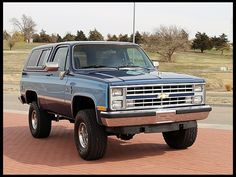 1985 Chevrolet K5 Blazer 350/350 HP, Automatic for sale by Mecum Auction
