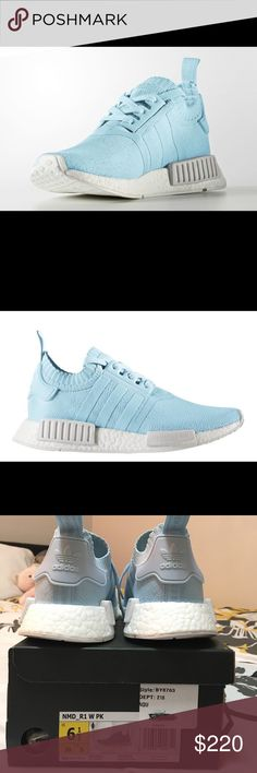 c8a545c7b Adidas NMD R1 women s Primeknit WORE ONCE