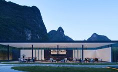 Blossom Dreams Hotel / Co-Direction Design The project is situated at Jima Village in the east of Yangshuo a famous tourist county surrounded by karst mountains winding rivers and beautiful scenery.