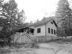 Zane Grey cabin was located east of Payson in this week's Arizona: Now and then photos