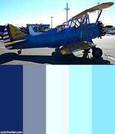 Waco Upf-7 (nc29967c) 1 Color Scheme