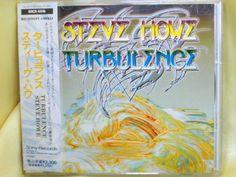 CD/Japan- STEVE HOWE Turbulence w/OBI RARE ORIGINAL -Yes -Bill Bruford -Ultravox #PopRockInstrumentalRock