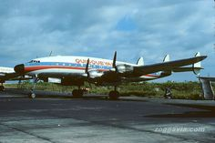[c/n 2085] [mar47-1980] [L049] Lockheed Constellation [HI-270] [Aerovias Quisqueyanas] [jul76] [1979]