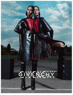 Givenchy fw 12 Joan Smalls