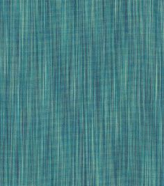 "IMAN Home Upholstery Fabric 57""-Magical Threads/Peacock"