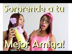 Sorprende a tu Mejor Amiga! - LoLina!!! - YouTube Youtube, Music, Beauty, Bestfriends, Get Well Soon, Tutorials, Musica, Musik, Muziek