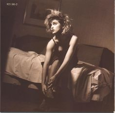 Madonna by Steven Meisel.  As always, she was way ahead of the curve, even when it comes to boudoir photography.