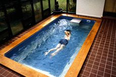 Turn your Conservatory into a Private Pool room
