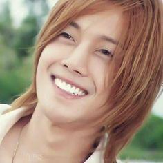 Kim Hyun Joong 김현중 ♡ smile ♡ Boys Over Flowers ♡ Kdrama ♡ Kpop ♡