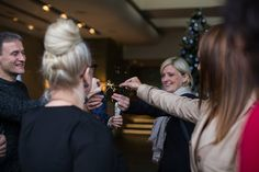 Join us on 17 December to network with lots of Sparkle! All welcome, Newcastle, 4-6 pm, The Glass House.