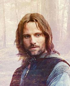 Aragorn!! Forget Sam and Legolas (love them both, just not as much) Aragorn haz da LOOKS, and da CHARM!