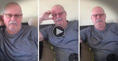 66-year-old former teacher Alan Beamer suffers from Alzheimer's. In this heartbreaking video, his wife records Alan as he breaks down because his friends and family are almost afraid to talk to him. Seeing his plea is heartbreaking but it is also a powerful eye-opener.