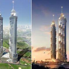 Dubai 2012: quasi pronto l'hotel più alto del mondo