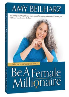 "Download this FREE excerpt from her upcoming book ""Be A Female Millionaire"" and discover how to finally set and ACHIEVE your goals in record time!"