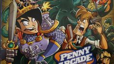 Penny Arcade The Game: Rumble In R'leyh review by Gregg on Across the Board Games.