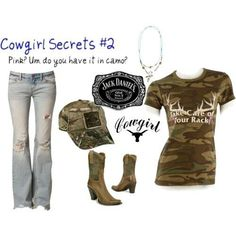 Cute country spring day outfit