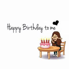 Happy Birthday Quotes For Friends, Birthday Girl Quotes, Happy Birthday Pictures, Happy Birthday Messages, Happy Birthday For Me, Birthday Greetings, Birthday Msgs, Funny Birthday, Birthday Ideas