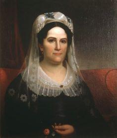 Rachel Jackson, wife of General Andrew Jackson.