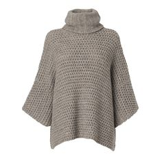 Fancy-Knit-Poncho-Jumper-Phase-Eight-£85.jpg (500×499)
