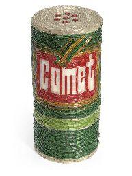 LOT 156 , SALE 1970  Liza Lou (b. 1969) Comet. PRICE REALIZED  $25,000