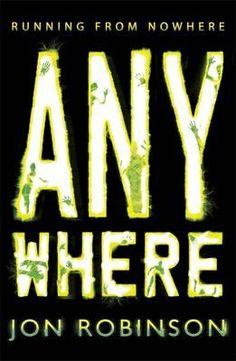 Anywhere, Nowhere By Jon Robinson, 9780141346571., Literatura dziecięca <JASK>
