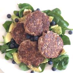 The Body Coach: BurgerMe Oat Burgers-odd but tasty #Leanin15 Burgers.