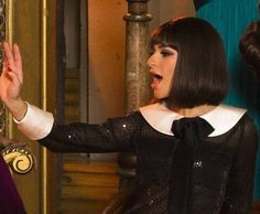 Watch Rachel as Fanny from 'Funny Girl' on 'Glee' Tuesdays at 8p on FOX45!