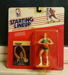 LARRY BIRD Starting Lineup 1988 NEW UNOPENED NBA Figure & Card BOSTON CELTICS #KENNER #BostonCeltics