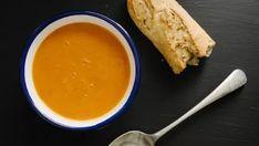 Krémová polievka z pečených paradajok   Recepty.sk Ethnic Recipes, Food, Meals, Yemek, Eten