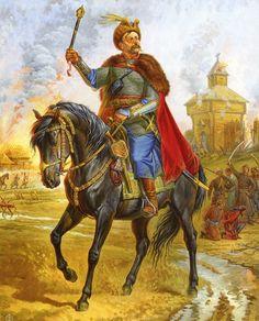 Pułkownik kozacki Iskra - Ostrzanin